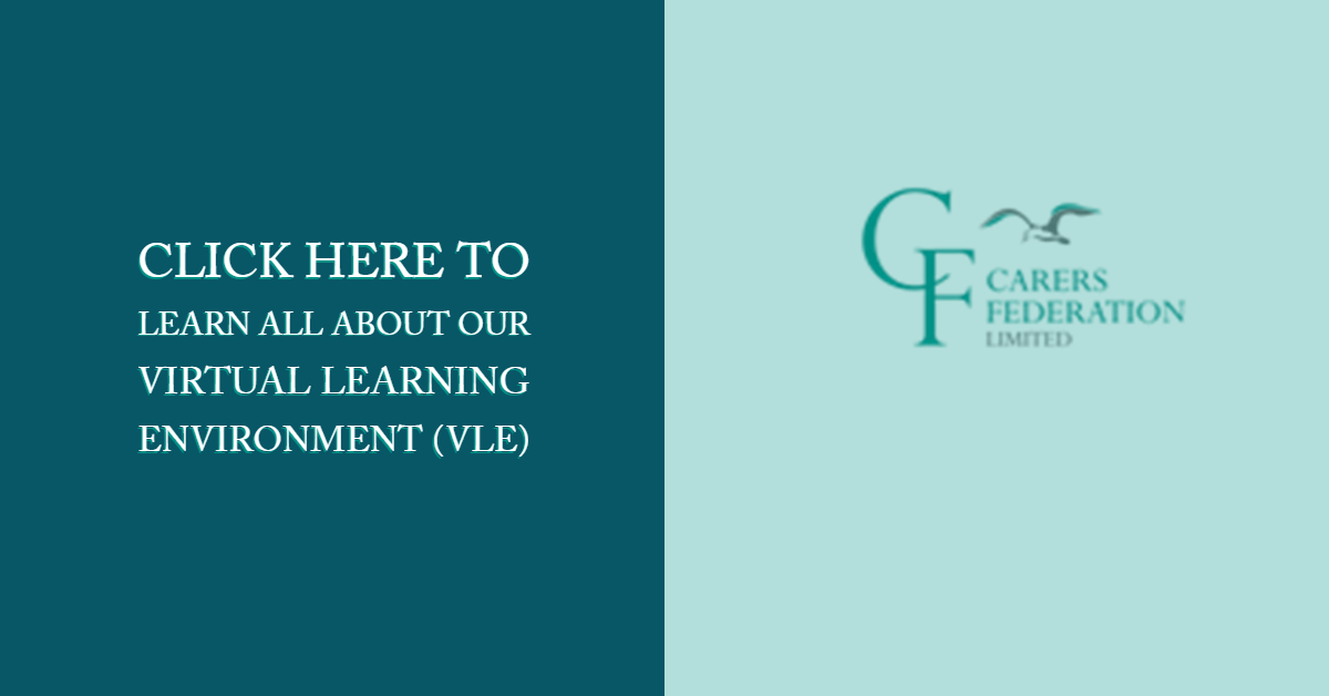 Course image for Welcome to the Carers Federation Virtual Learning Environment
